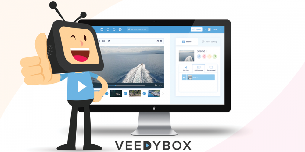 VeedyBox - 25% Off for 3 Months